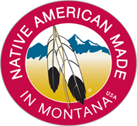 native american made in montana